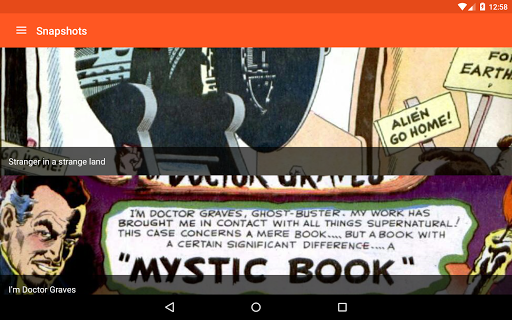 Astonishing Comic Reader 3.32 Screenshots 16