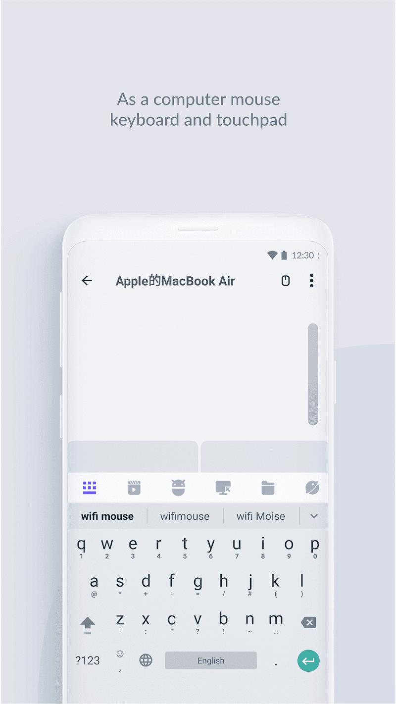 WiFi Mouse Pro Screenshot 0