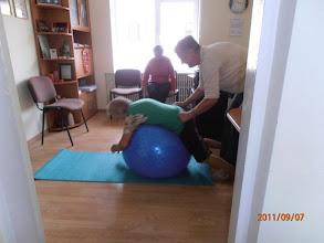 Photo: Nodarbojamies ar veselību uzlabojošām aktivitātēm.