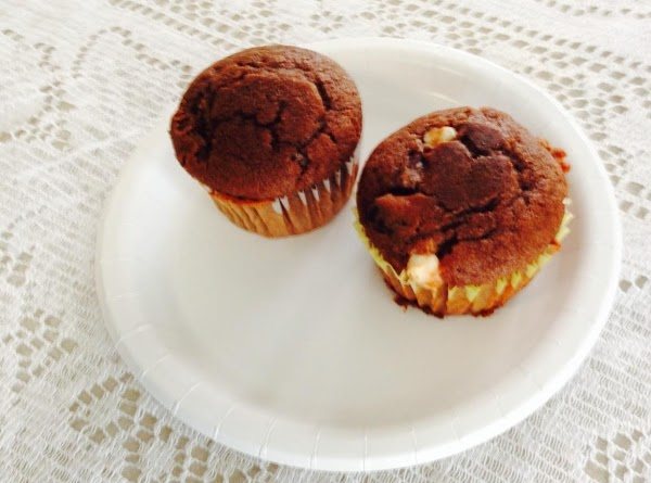 Triple Chocolate Muffins Recipe