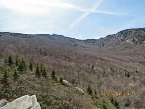 Photo: Boone Bowl up to Calloway Peak