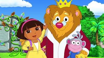 Dora rettet das Märchenland, Teil 1