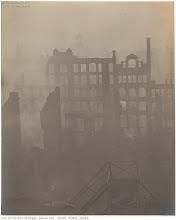 Photo: Skeleton buildings