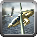 Apache Gunship helicopter War icon
