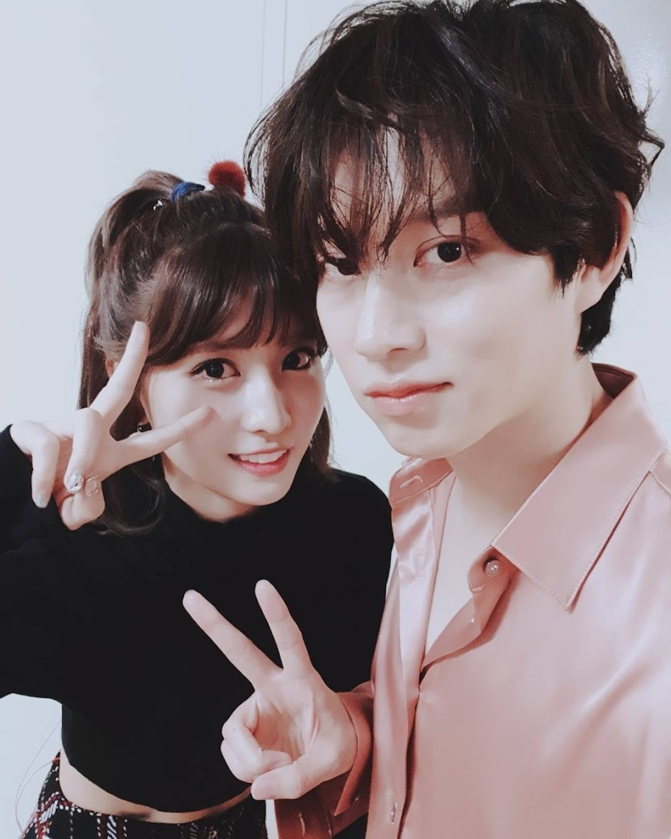kim heechul momo dating