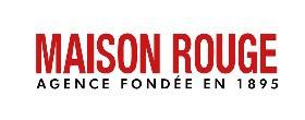 Logo de AGENCE DE LA MAISON ROUGE