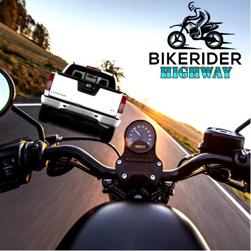Highway Bike Rider - Motorcycle Traffic Racer 3D (game)