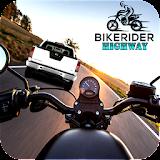 Highway Bike Rider - Motorcycle Traffic Racer 3D