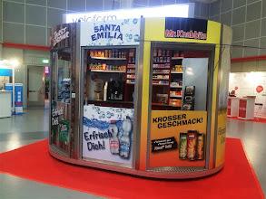 Photo: Veloform Media bboxx System for Lekkerland Kiosk 2.0