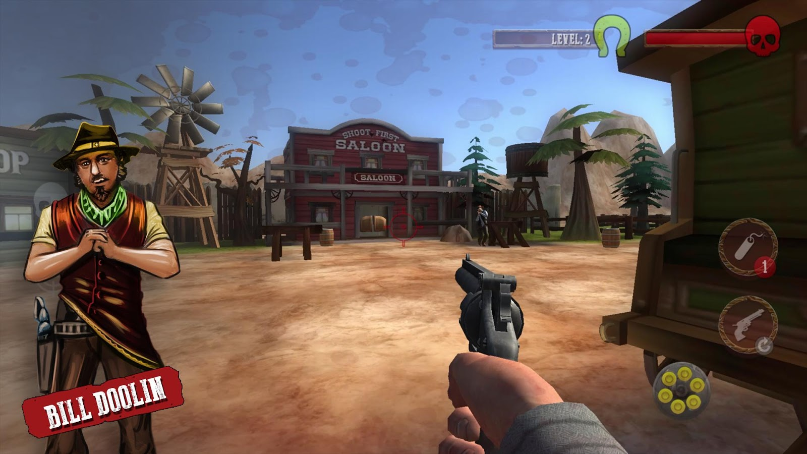 Call of Outlaws- screenshot