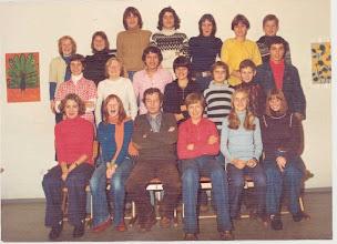 Photo: Realschulklasse 1979