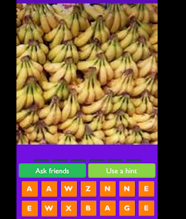 FRUITS GUESSING - náhled