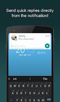 Screenshot of Floatify - Heads-up