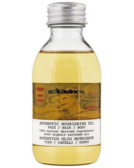 Authentic Nourishing Oil : Davines