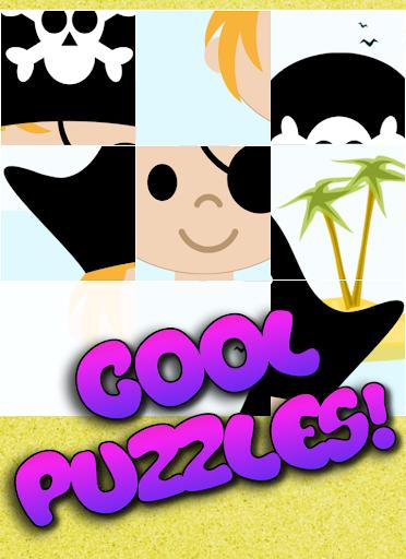 Pirate Games for Kids Free screenshots 3