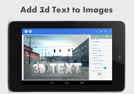 PixelLab - Text on pictures- screenshot thumbnail