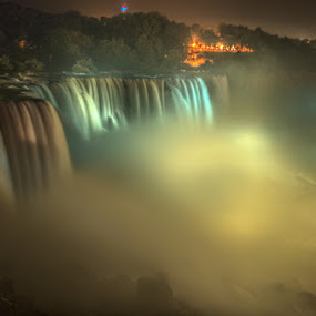 by Dipankar Bose - Landscapes Waterscapes