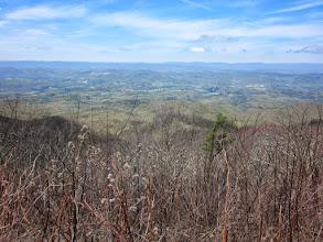 Photo: View near Reddish Knob