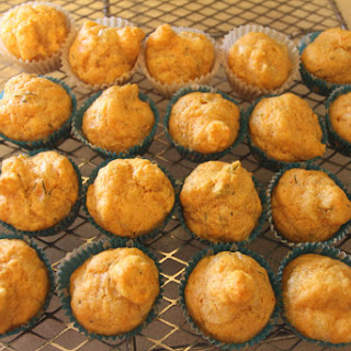 Cheese Muffins Dill Recipes