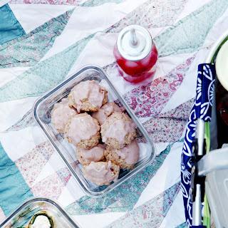 Vegan Strawberry Lemonade Cookies
