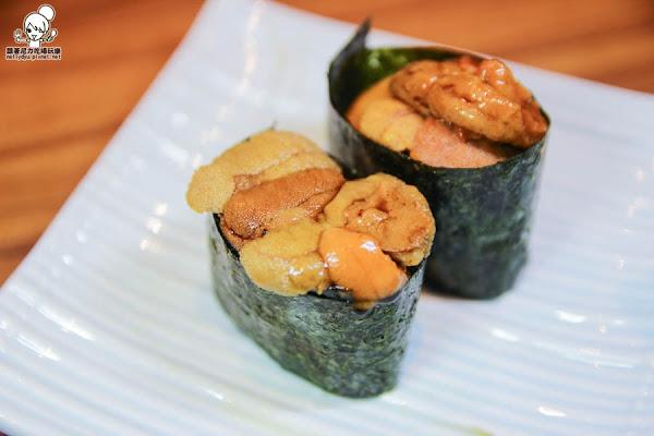 職人無菜單日本料理,手工細膩的鮮味都在禾莊壽司店