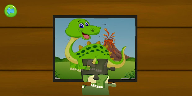 Download Dinosaur Puzzle : Jigsaw kids Free Puzzles game For PC Windows and Mac apk screenshot 8