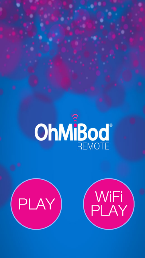 OhMiBod Remote 2.0- screenshot