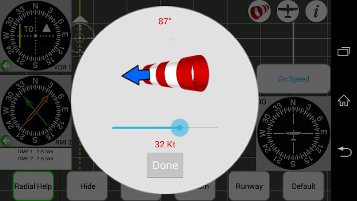 IFR Flight Simulator - screenshot