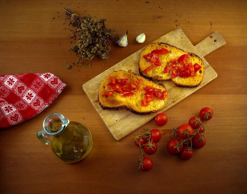 Il profumo di pane e pomodoro di Diana Cimino Cocco