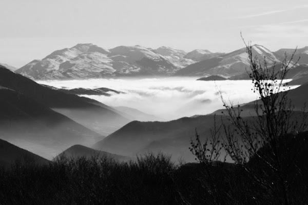 Terra Neve e Nuvole di AresCora