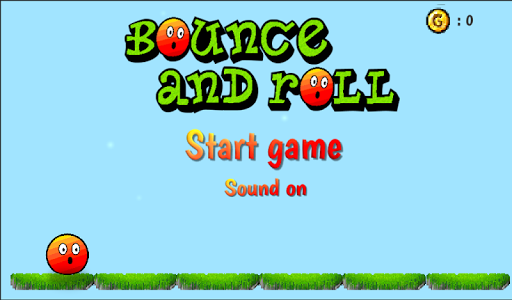 Bounce Roll - 2D Platformer