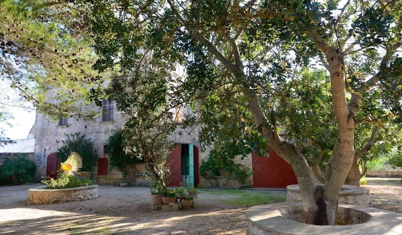 Villa with garden and terrace Mesagne