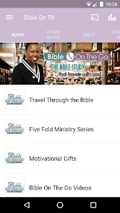 Bible On The Go- screenshot thumbnail