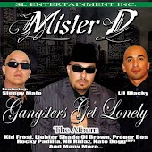 Gangsters Get Lonely Too (feat. Lighter Shade of Brown, Sleepy Malo & Lil Blacky)