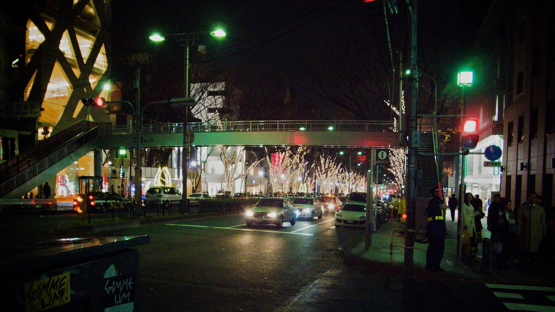 Photo: a.k.a. the Champs-Élysées of Japan.