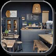 Cafe Interior Design icon