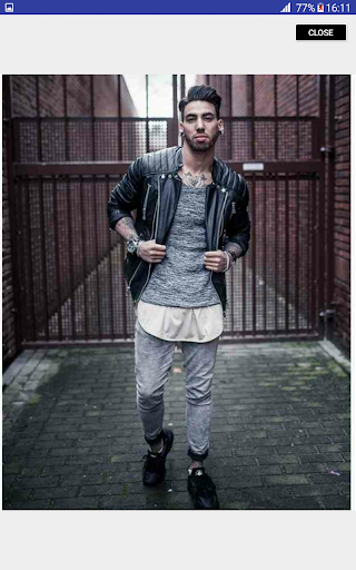Street Fashion Men Swag Style 1.0 screenshots 7
