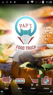 Pap's Food Truck - náhled