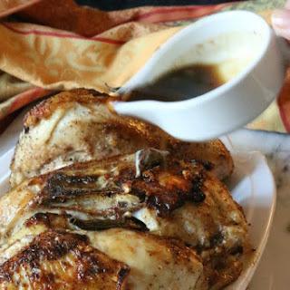 Bourbon Glazed Chicken Half Breasts