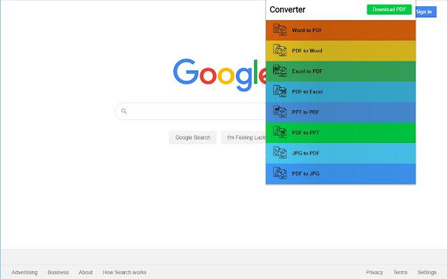 PDF Converter Tool