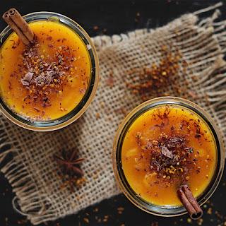 Pumpkin Superfood Smoothie.