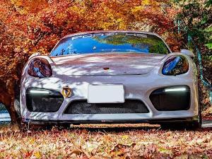 ケイマン GT4のカスタム事例画像 aw981gt4さんの2020年11月15日17:39の投稿