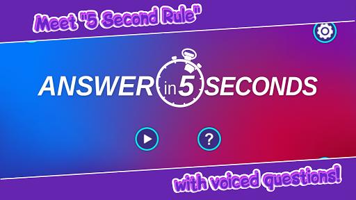 5 Second Rule (voiced) apktram screenshots 1