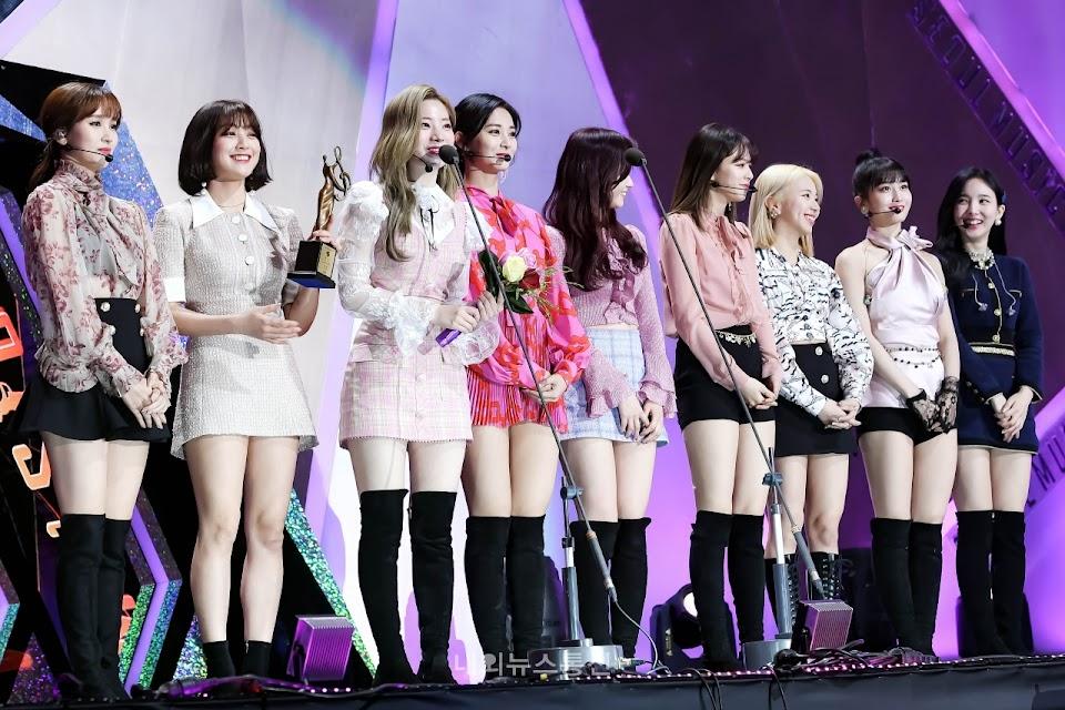 idol chart ranking 2019 6