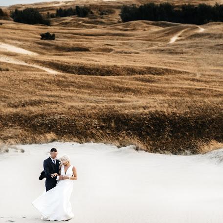 Fotógrafo de bodas Martynas Ozolas (ozolas). Foto del 19.01.2018