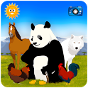 Wildlife & Farm Animals - Game For Kids 2-8 years icon