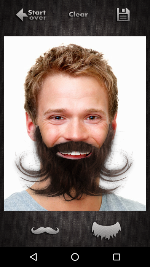 Brilliant Make Me Bearded Android Apps On Google Play Short Hairstyles Gunalazisus