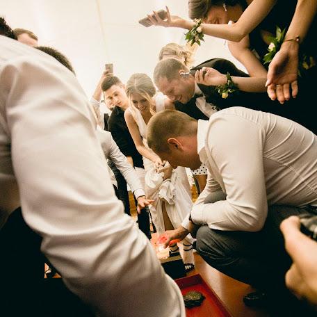 Wedding photographer Nastasya Anisimova (ANISIMOVA). Photo of 30.09.2017