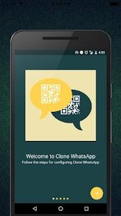 Clone WhatsWeb Pro v1.0.4 Cracked APK 1