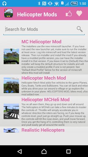 無料娱乐AppのHelicopter Mod For MCPE*|記事Game